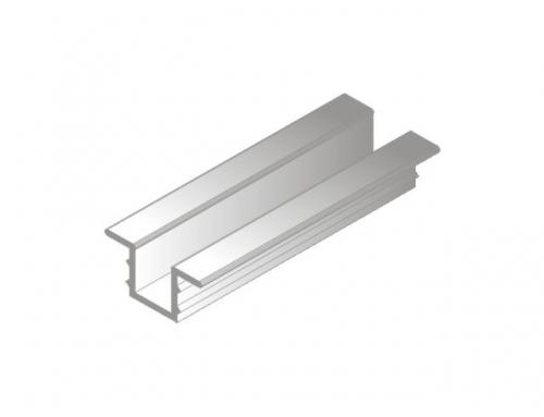 Produtos perfis para m veis trilhos de correr - Perfil de aluminio en u ...